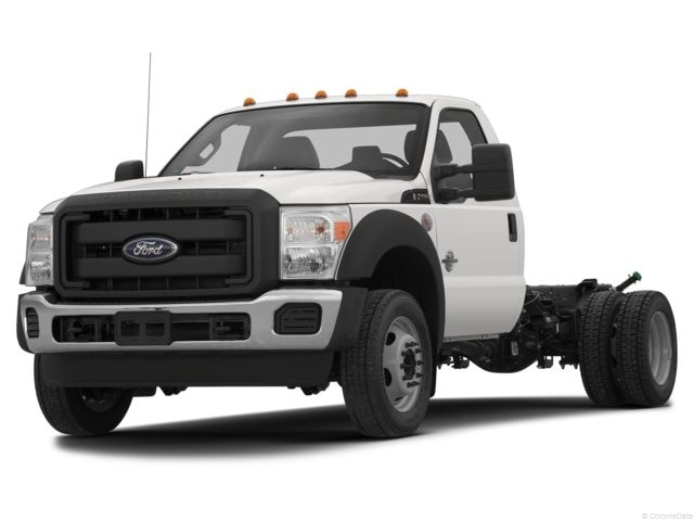 2013 Ford F-450 Chassis Cab XL Chassis Truck
