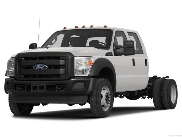 2013 Ford F-550 Chassis Cab Chassis Truck