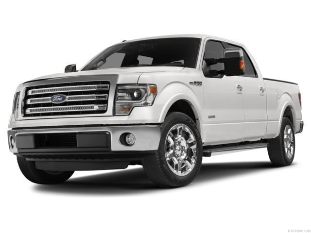 2013 Ford F-150 Truck SuperCrew Cab