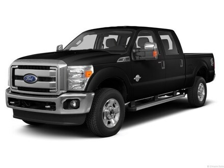 2013 Ford F-350 Truck