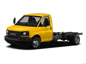 2013 GMC Savana G3500 Work Van