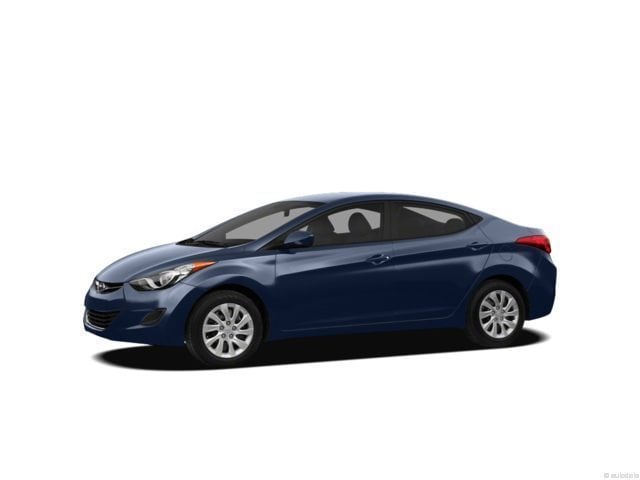 Used 2013 Hyundai Elantra Limited Sedan in the Greater St. Paul & Minneapolis Area