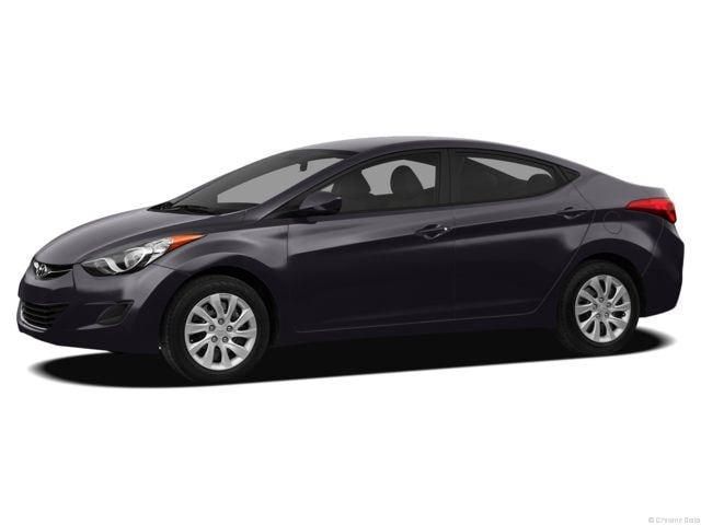 Used 2013 Hyundai Elantra GLS Sedan for sale in the Boston MA area