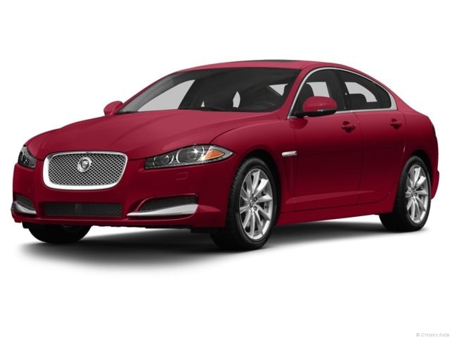 2013 Jaguar XF I4 T Sedan