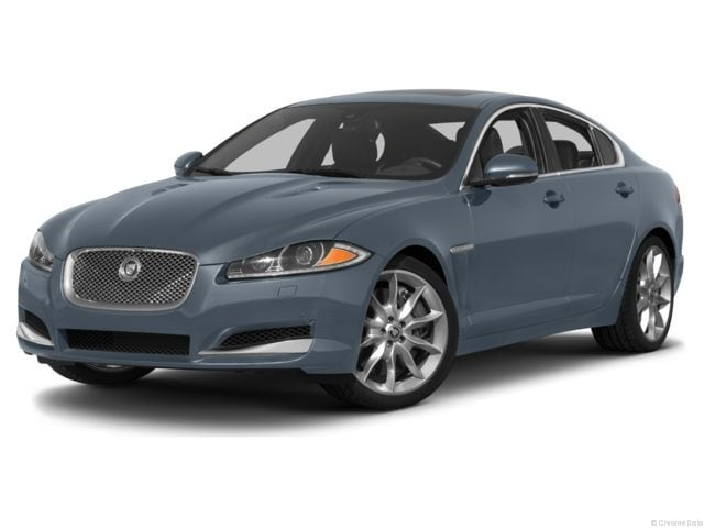 2013 Jaguar XF V6 SC Sedan