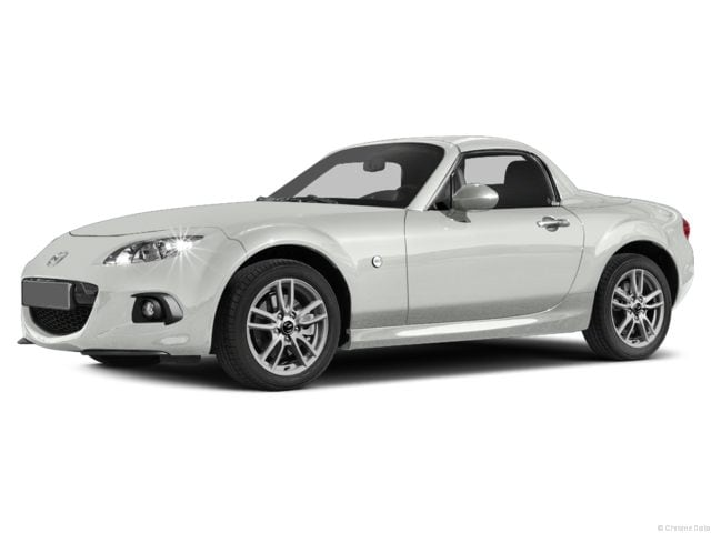 2013 Mazda MX-5 Miata CLUB HDTOP 6 SPEED Convertible