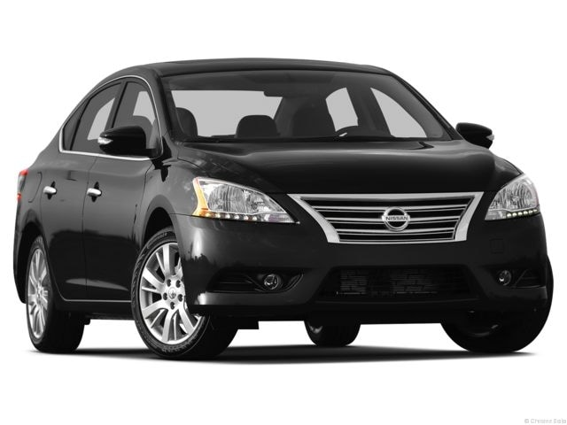 2013 Nissan Sentra w/ AUX Port Sedan