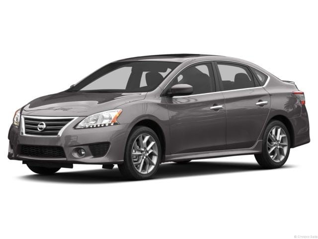 Used 2013 Nissan Sentra SR Sedan Minneapolis