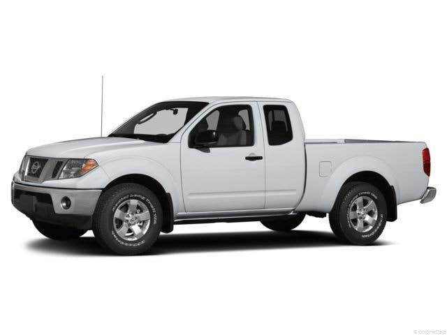 2013 Nissan Frontier S Truck King Cab