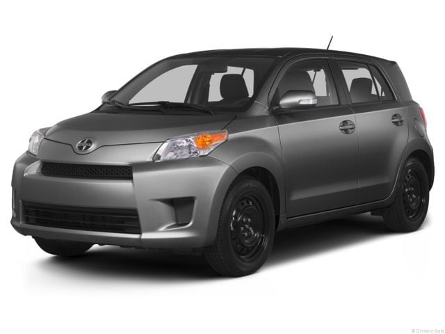 2013 Scion xD 5DR HB AT***TOYOTA CERTIFIED***NO ACCIDENTS! Hatchback