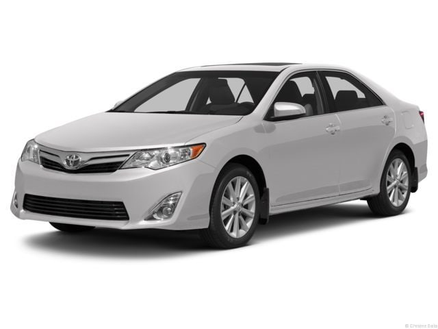 2013 Toyota Camry LE ONE-Owner Sedan