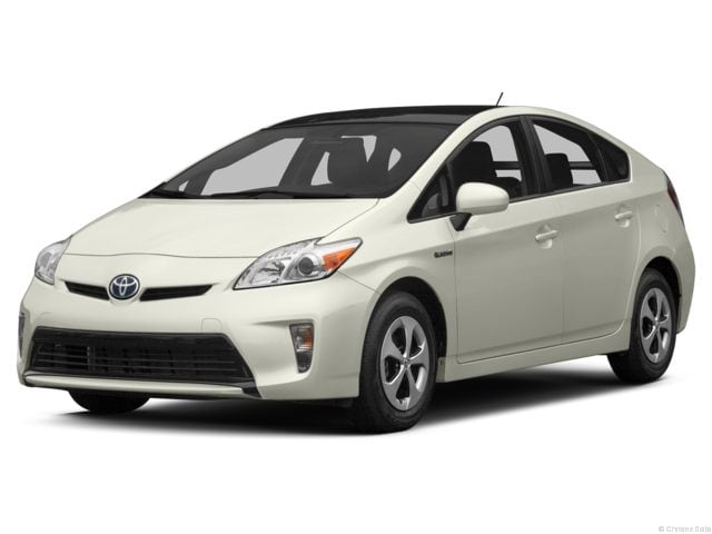 Used 2013 Toyota Prius PACK3 NAV 1 OWNER! Hatchback in the Greater St. Paul & Minneapolis Area