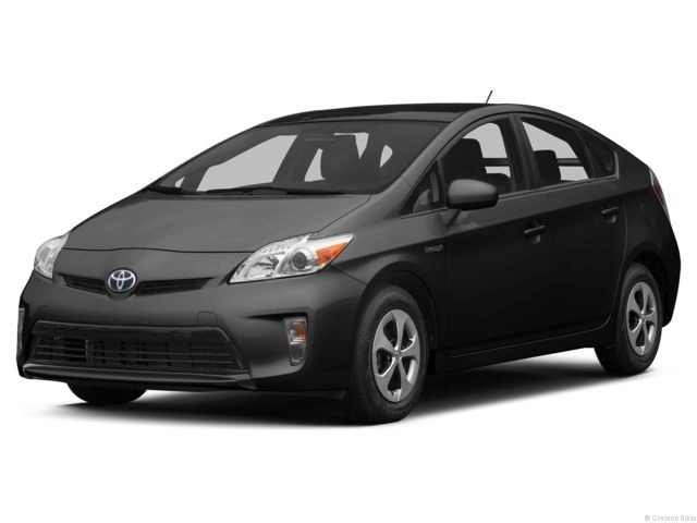 Used 2013 Toyota Prius Two Hatchback in Denver