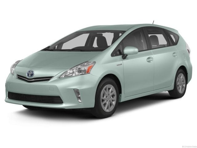 Used 2013 Toyota Prius v Five Wagon near San Jose