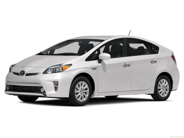 2013 Toyota Prius Plug-in 5DR HB***TOYOTA CERTIFIED***NO ACCIDENTS***ONE OWN Hatchback