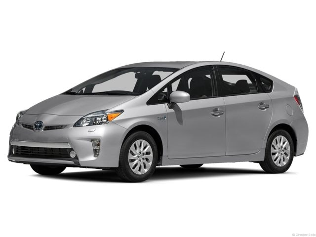Used 2013 Toyota Prius Plug-in w/ Navigation Hatchback for sale in the Boston MA area