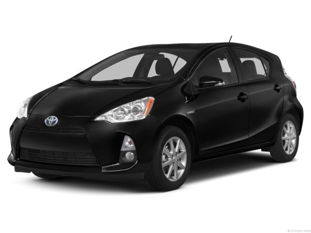 2013 Toyota Prius c One***TOYOTA CERTIFIED***NO ACCIDENTS***ONE OWNER! Hatchback