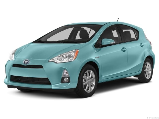 Used 2013 Toyota Prius c PACK3 NAV 1 OWNER! Hatchback in the Greater St. Paul & Minneapolis Area