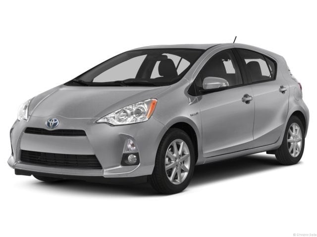 Used 2013 Toyota Prius c Two Hatchback near San Jose