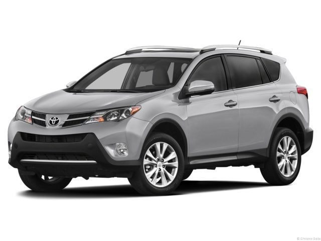 Used 2013 Toyota RAV4 4WD LE SUV in Denver