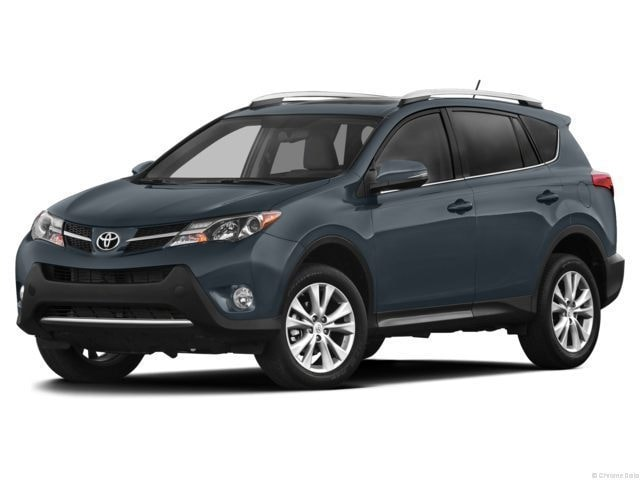 Certified 2013 Toyota RAV4 4WD LE SUV in Denver