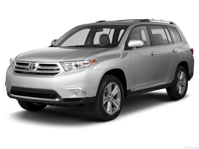 Used 2013 Toyota Highlander Limited 4WD 4dr V6   Natl SUV in Houston