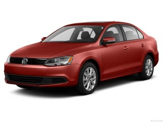 2013 Volkswagen Jetta 2.0L Base Sedan