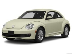 2013 Volkswagen Beetle Coupe 2.0T Turbo Hatchback