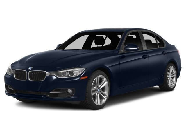 2014 BMW 3 Series 4dr Sdn 320i Xdrive AWD Car