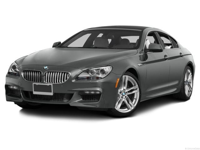 Certified Used 2014 BMW 6 SERIES 650 GRAN COUPE in Glendale