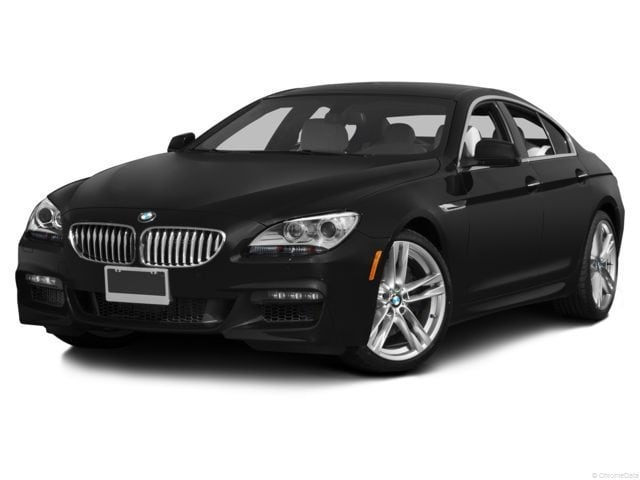 2014 BMW 650i xDrive xDrive Gran Coupe