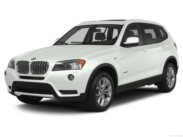 Certified Pre-Owned 2014 BMW X3 xDrive28i SAV For Sale Plano, Texas