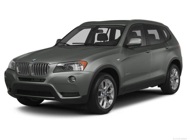 Certified 2014 BMW X3 xDrive28i in Long Beach