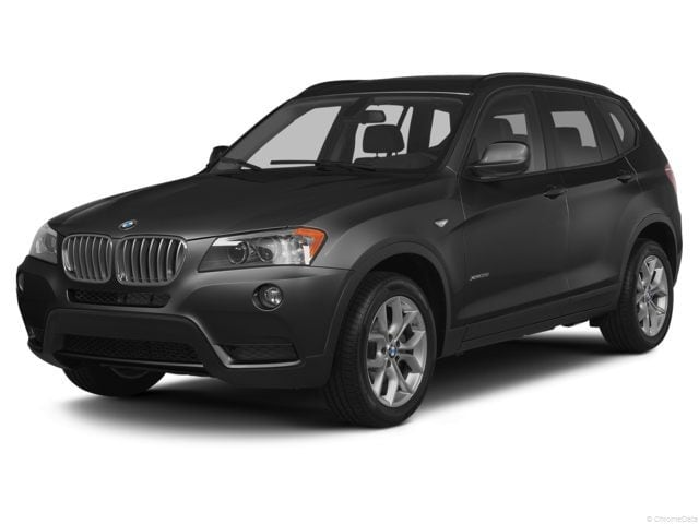 Certified 2014 BMW X3 xDrive35i SAV in Houston