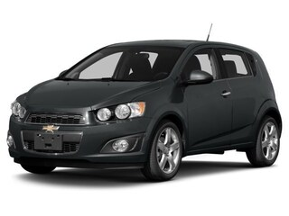 Used 2014 Chevrolet Sonic LT HB Auto LT for sale in CT