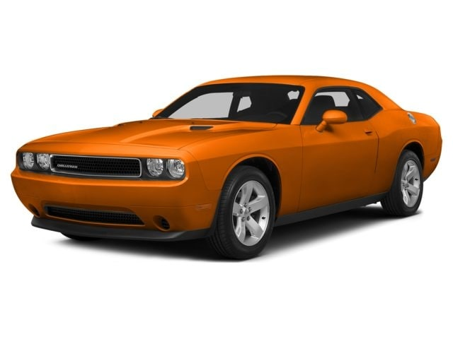 New 2014 Dodge Challenger Coupe in Muskogee