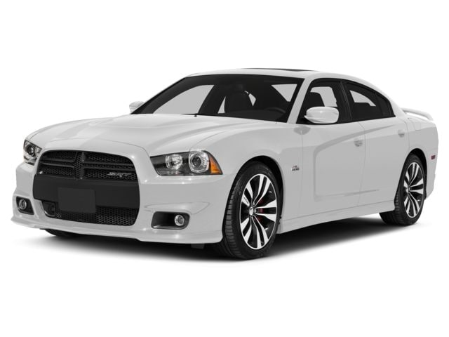 2014 Dodge Charger SRT8 Sedan