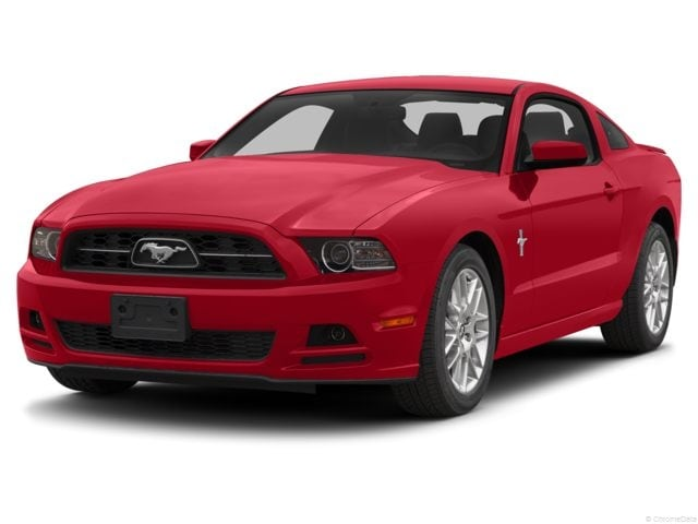 Used 2014 Ford Mustang Coupe in San Rafael