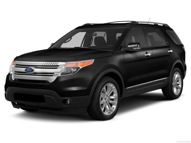 Used 2014 Ford Explorer XLT SUV for sale in the Boston MA area