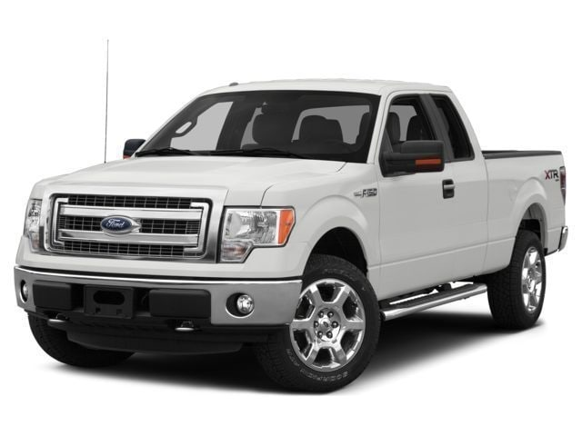 2014 Ford F-150 XLT Truck SuperCab