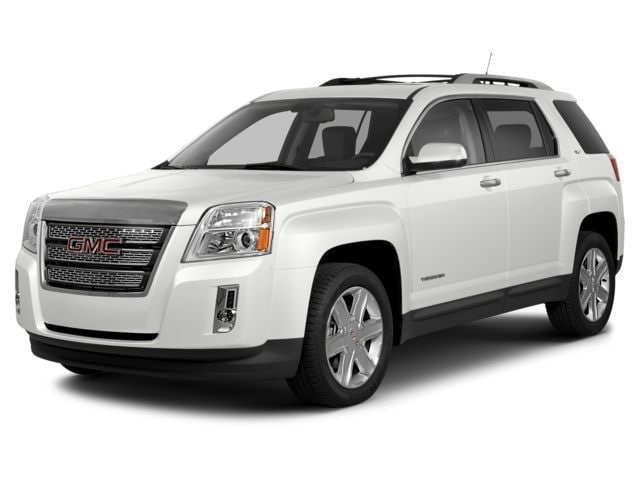 in Broken Arrow, OK 2014 GMC Terrain SLT-2 SUV Used