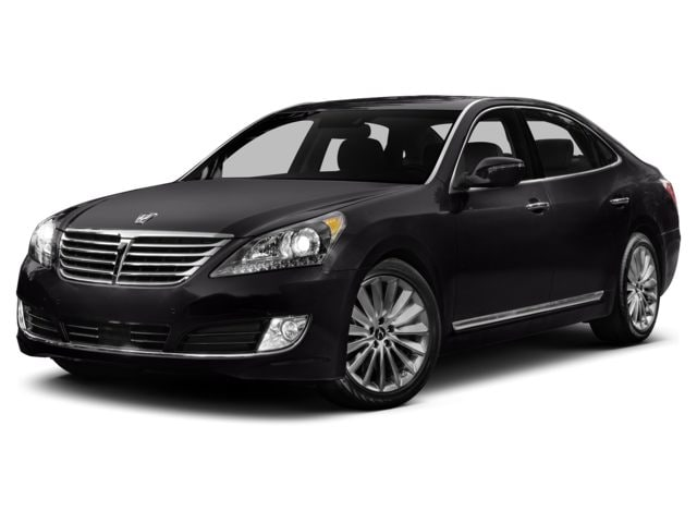 2014 Hyundai Equus Sedan Rear-wheel Drive