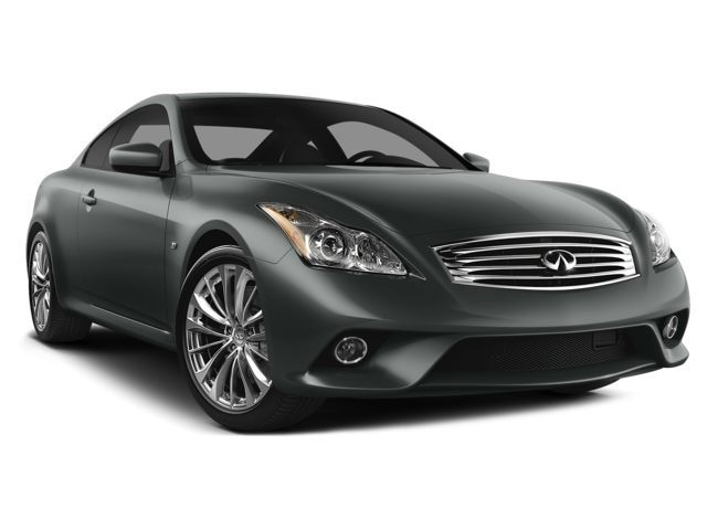 2014 Infiniti Q60 with Premium Package Coupe