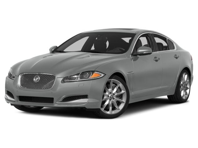 2014 Jaguar XF V6 SC Sedan