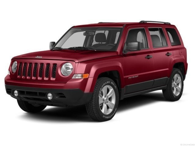 2014 Jeep Patriot Latitude 4x4 SUV