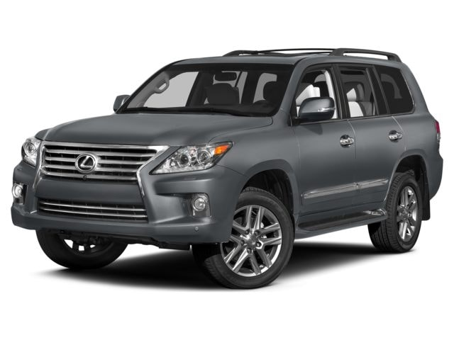 Used 2014 Lexus LX 570 SUV in the Greater St. Paul & Minneapolis Area