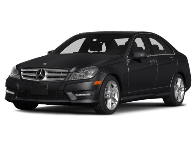 Certified Pre-Owned 2014 Mercedes-Benz C-Class C300 Sport 4matic(R) Sedan for sale in the Boston MA area