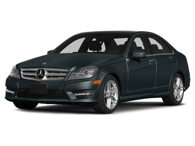 Used 2014 Mercedes-Benz C-Class C300 4MATIC Sport w/ Navigation Sedan for sale in the Boston MA area