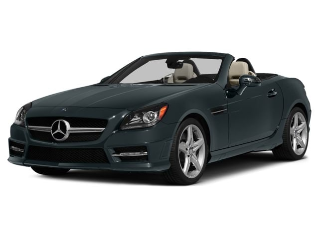 Certified Used 2014 Mercedes-Benz SLK-Class SLK250 Cabriolet 2D Convertible Convertible In San Francisco Bay Area