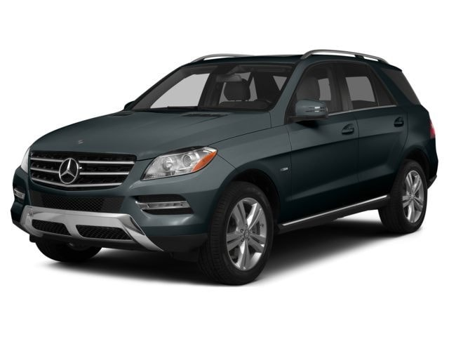 Used 2014 Mercedes-Benz M-Class ML350 RWD 4dr SUV near Los Angeles